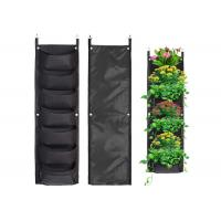 Buy cheap Vertical Hanging Wall Felt Garden Planter with Roomy Pockets for Herbs Or Flowers from wholesalers