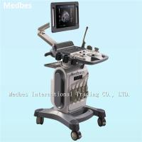 Buy cheap Medical 4D Color Doppler Ultrasound/Card-Based Trolley from wholesalers