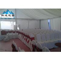 Buy cheap Clear Span Structure Wedding Event Tents Hot - DIP Galvanized For 500 People from wholesalers