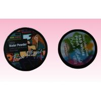 Buy cheap custom full color round paper self- adhesive label sticker with arttwork printing from wholesalers