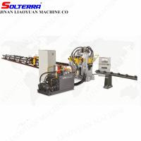 Buy cheap China Suppliers CNC Angle Line Punching Marking Cutting Machinery from wholesalers