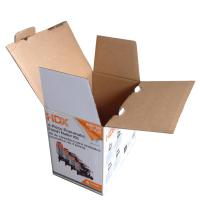 Buy cheap 4 color printing customized recycle outer carton box, corrugated box from wholesalers