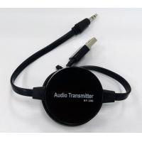 Buy cheap 3.5mm USB Portable Stereo Audio Bluetooth Transmitter for Home TV, Desktop computer,Games from wholesalers