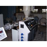 Buy cheap TPU Soft Plastic Pipe Extrusion Machine Pneumatic Air Compressor Gray Color from wholesalers