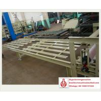 Buy cheap Sandwich Board Construction Material Making Machinery with Roller Extruding Craft from wholesalers