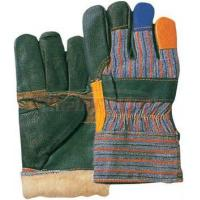 Buy cheap double palm Rainbow Driving Winter Leather Gloves / Glove 31301 from wholesalers