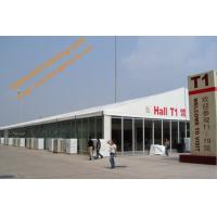 30x60m Ourdoor Exhibition Tent Aluminum Clear Span Large Trade Show  Marquee