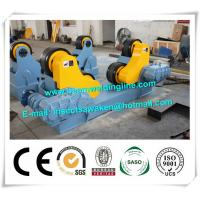 Buy cheap Durable Pressure Vessel Pipe Welding Rotator / Welding Turning Roll from wholesalers