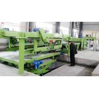 Buy cheap JP6X1600 Steel Coil Slitting Line Machine Metal Plates Leveler Machine Hydraulic Control from wholesalers