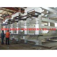 Buy cheap Frame for Wire Sction / Press Section / Dryer Section Spare Parts of Paper Machine from wholesalers