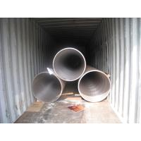 Buy cheap ASTM A106 Grade B Carbon Steel Pipes And TubesBoiler Fitted MTC Certificated from wholesalers