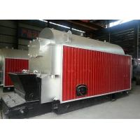 Buy cheap High Temperature Industrial Coal Fired Steam Boiler With DZL1 - 4t/h from wholesalers