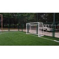 Buy cheap Green / Olive Green Outdoor Sport Artificial Turf For Football Fields / Playground from wholesalers