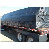 Buy cheap Strong Tear Resistance PVC Truck Cover Matte Surface With Previously Unused Raw Materials from wholesalers
