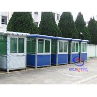 Buy cheap Toll Booth guard house Easy Installation , Security Guard Booths from wholesalers