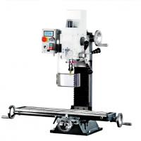 Buy cheap Electronically Metal Drill Machine Infinitely Variable Drive With Mt2 Spindle Taper product