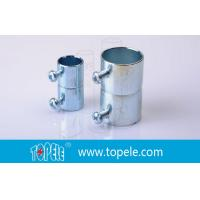 Buy cheap Hot Dip Galvanized EMT Conduit And Fittings With American Standard Steel Set Screw Coupling from wholesalers