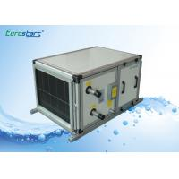 Buy cheap Eurostars Low Noise Commercial Air Handling Unit Ultra Thin Ceiling Type from wholesalers