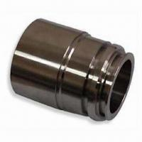 Buy cheap Precision Turned Part, Made of Aluminum, Available with Hard Coat Anodized Surface Finish from wholesalers