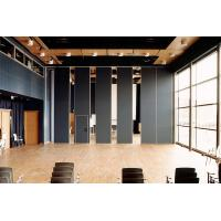 Buy cheap Melamine Board Movable Partition Walls , Aluminum Sliding Room Partitions from wholesalers