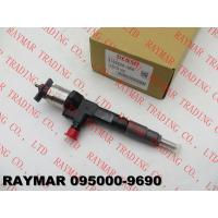 Buy cheap DENSO Common rail fuel injector 095000-9690 for KUBOTA V3800 1J500-53051, 1J50053051 from wholesalers
