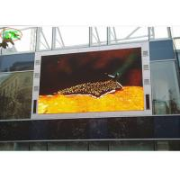 China p6 outdoor waterproof advertising  led display with high definition image outdoor led advertising panel on sale