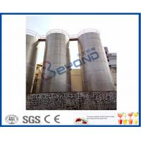 2000L Homogenized Dairy Processing Plant with Milk Processing Equipment