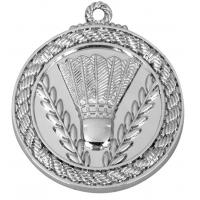 Buy cheap 6.5 x 0.3 cm, zinc alloy, silver medal prize from wholesalers
