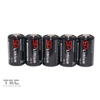 Buy cheap 800mAh 3.0V / CR15270 / 800mAh Li-MnO2 Primary Lithium Battery from wholesalers