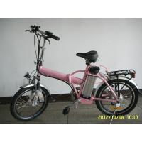 Buy cheap pocket bike foldable electric bike e bicycle from wholesalers