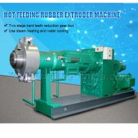 Buy cheap Hot Feeding Rubber Hose Extrusion Machine , Rubber Extrusion Equipment from wholesalers
