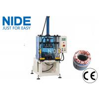 Buy cheap Full - Automatic Stator Coil Forming Machine Hydraulic System Driven from wholesalers