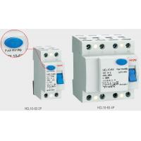 Buy cheap Fire Resistant Earth Leakage Circuit Breaker for Earth Fault / Leakage Current from wholesalers