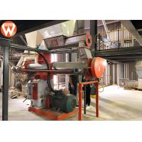 Buy cheap Large Yield Animal Feed Production Line Stable With Mixer Hammer Mill Machine from wholesalers