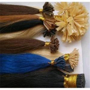 China Hair Extension (Nail Hair ,Stick Hair ,Per-bonded Hair) on sale