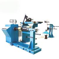 Buy cheap Automatic flat wire coil winding machine from wholesalers