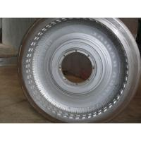 Buy cheap forging steel customized Semi-steel Radial Tyre Mould / Tyre Mold from wholesalers