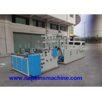 Buy cheap Hand Towel Jumbo Roll Paper Surface Coil Slitting Machine For Napkin Paper Making from wholesalers