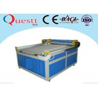 Buy cheap MDF Wood Laser Engraving Machine , CNC Panel Control Stone Engraving Equipment from wholesalers
