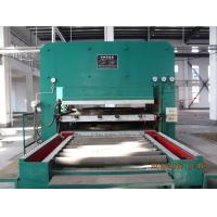 Buy cheap plate vulcanizing press/rubber anti-slip mats/ floor press machine from wholesalers