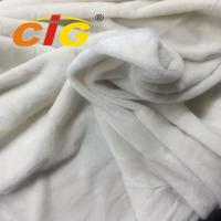 Buy cheap 100% Polyester Soft Plain Auto Sofa Fabric 200-250gsm Weight 140-160cm Width product