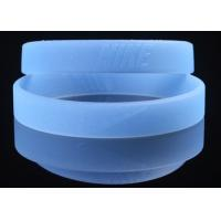 Buy cheap Design Your Own Silicone Bracelet For Men Durable Glow in Dark from wholesalers