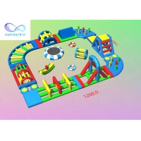 Buy cheap High Quality Inflatable Floating Water Park Aqua Park Inflatable Water Games for sale product