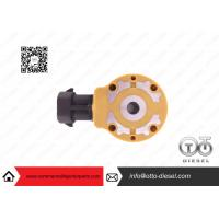 Buy cheap Yellow Caterpillar C7/C9 Solenoid Valve for 238-8091 / 241-3239 Injectors from wholesalers