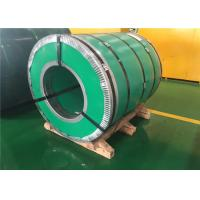 Buy cheap Stainless Steel Sheet Metal Mill Finish , Cold Rolled Stainless Steel Coil from wholesalers