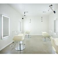 Buy cheap Villa backlit mirror lighted fogless mirror from wholesalers