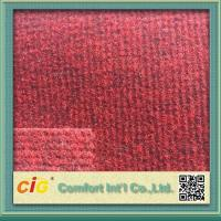 Buy cheap Eco friendly Exhibition Velour Carpet Cloth for Hotel or Car Upholstery from wholesalers