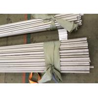 Buy cheap High Chromium Ferritic Stainless Steel Tube Seamless High Mechanical Strength from wholesalers
