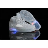 Buy cheap Jordan shoes with Lignts in the base from wholesalers
