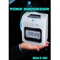 Buy cheap Time Recorder S-960 from wholesalers